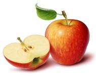 stubasto voće jabuka